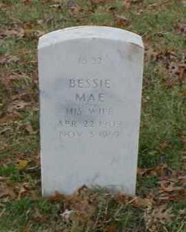 ROGERS, BESSIE MAE - Pulaski County, Arkansas | BESSIE MAE ROGERS - Arkansas Gravestone Photos