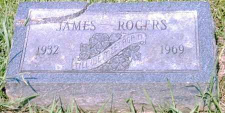 ROGERS, JAMES - Pulaski County, Arkansas | JAMES ROGERS - Arkansas Gravestone Photos