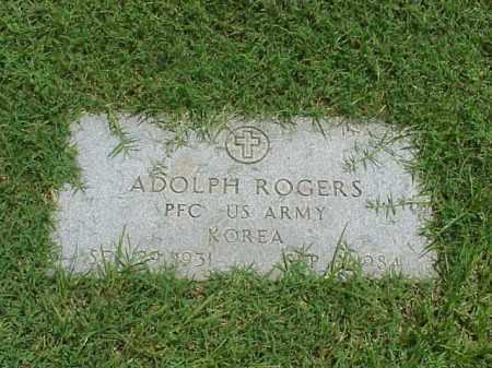 ROGERS (VETERAN KOR), ADOLPH - Pulaski County, Arkansas | ADOLPH ROGERS (VETERAN KOR) - Arkansas Gravestone Photos