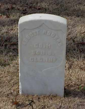 ROGERS (VETERAN UNION), ABBOTT - Pulaski County, Arkansas | ABBOTT ROGERS (VETERAN UNION) - Arkansas Gravestone Photos