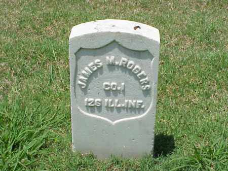 ROGERS (VETERAN UNION), JAMES M - Pulaski County, Arkansas | JAMES M ROGERS (VETERAN UNION) - Arkansas Gravestone Photos