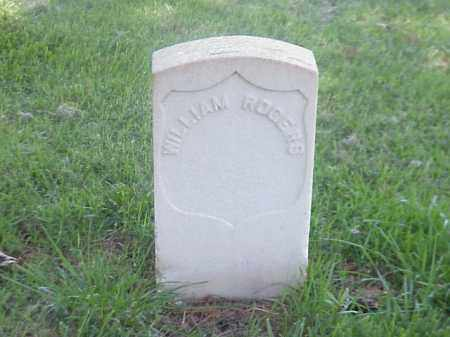 ROGERS (VETERAN UNION), WILLIAM - Pulaski County, Arkansas | WILLIAM ROGERS (VETERAN UNION) - Arkansas Gravestone Photos