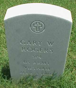 ROGERS (VETERAN VIET), GARY W - Pulaski County, Arkansas | GARY W ROGERS (VETERAN VIET) - Arkansas Gravestone Photos