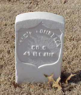ROHRBACK (VETERAN UNION), FREDERICK - Pulaski County, Arkansas | FREDERICK ROHRBACK (VETERAN UNION) - Arkansas Gravestone Photos