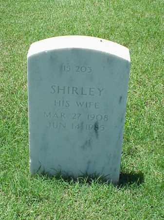 ROLES, SHIRLEY - Pulaski County, Arkansas | SHIRLEY ROLES - Arkansas Gravestone Photos