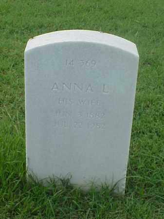 ROLLINS, ANNA L - Pulaski County, Arkansas | ANNA L ROLLINS - Arkansas Gravestone Photos