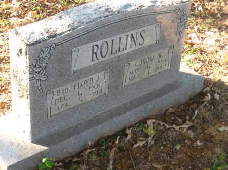 ROLLINS, CORDIA M. - Pulaski County, Arkansas | CORDIA M. ROLLINS - Arkansas Gravestone Photos