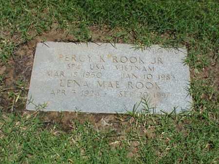 ROOK, LENA MAE - Pulaski County, Arkansas | LENA MAE ROOK - Arkansas Gravestone Photos