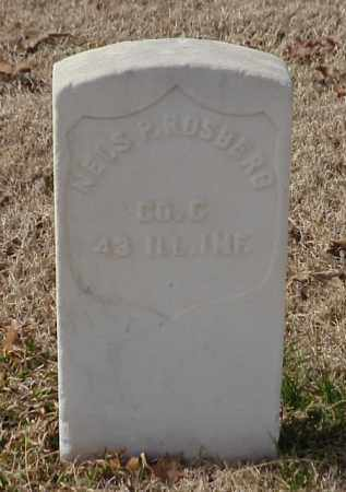 ROSBERG (VETERAN UNION), NELS P - Pulaski County, Arkansas | NELS P ROSBERG (VETERAN UNION) - Arkansas Gravestone Photos