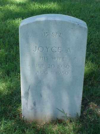 ROSE, JOYCE A - Pulaski County, Arkansas | JOYCE A ROSE - Arkansas Gravestone Photos
