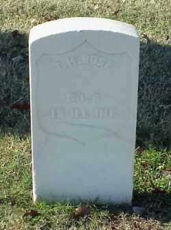 ROSE (VETERAN UNION), T  H - Pulaski County, Arkansas | T  H ROSE (VETERAN UNION) - Arkansas Gravestone Photos