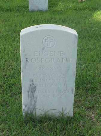 ROSEGRANT (VETERAN WWII), EUGENE - Pulaski County, Arkansas | EUGENE ROSEGRANT (VETERAN WWII) - Arkansas Gravestone Photos