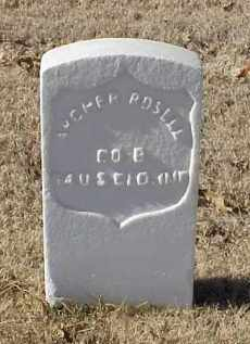 ROSELL (VETERAN UNION), ARCHER - Pulaski County, Arkansas | ARCHER ROSELL (VETERAN UNION) - Arkansas Gravestone Photos