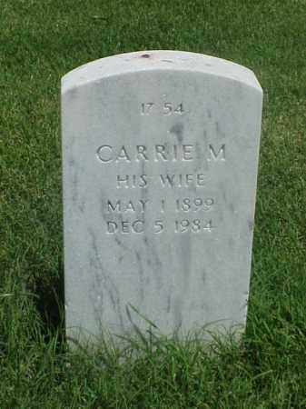 ROSS, CARRIE M - Pulaski County, Arkansas | CARRIE M ROSS - Arkansas Gravestone Photos
