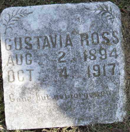 ROSS, GUSTAVIA - Pulaski County, Arkansas | GUSTAVIA ROSS - Arkansas Gravestone Photos