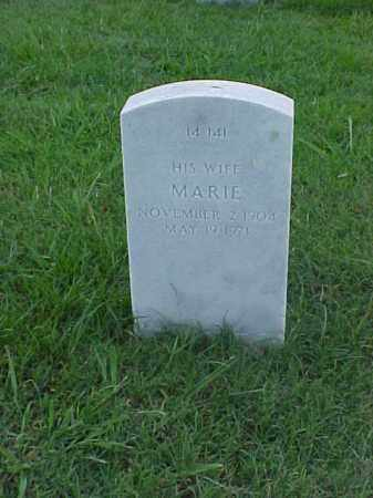 ROWAN, MARIE - Pulaski County, Arkansas | MARIE ROWAN - Arkansas Gravestone Photos