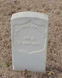 ROYSTON (VETERAN UNION), KINCHIN - Pulaski County, Arkansas | KINCHIN ROYSTON (VETERAN UNION) - Arkansas Gravestone Photos