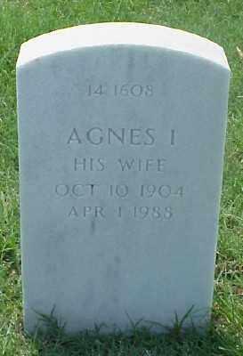 ROZANSKI, AGNES I. - Pulaski County, Arkansas | AGNES I. ROZANSKI - Arkansas Gravestone Photos