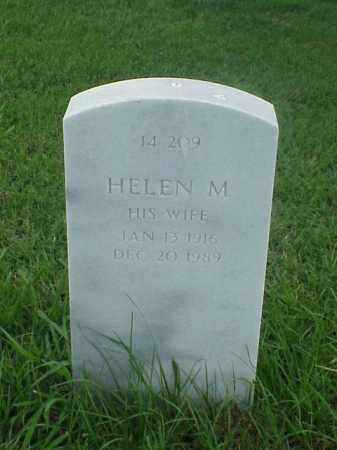RUCKS, HELEN M - Pulaski County, Arkansas | HELEN M RUCKS - Arkansas Gravestone Photos