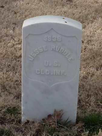 RUDDLE (VETERAN UNION), JESSE - Pulaski County, Arkansas | JESSE RUDDLE (VETERAN UNION) - Arkansas Gravestone Photos