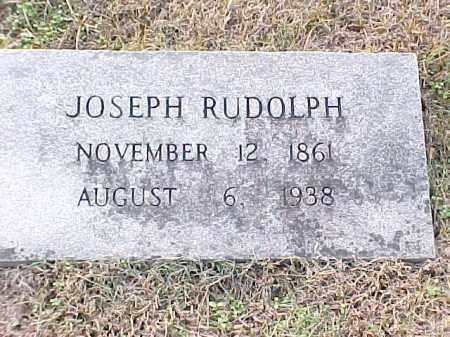 RUDOLPH, JOSEPH - Pulaski County, Arkansas | JOSEPH RUDOLPH - Arkansas Gravestone Photos