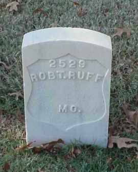 RUFF (VETERAN UNION(, ROBERT - Pulaski County, Arkansas | ROBERT RUFF (VETERAN UNION( - Arkansas Gravestone Photos