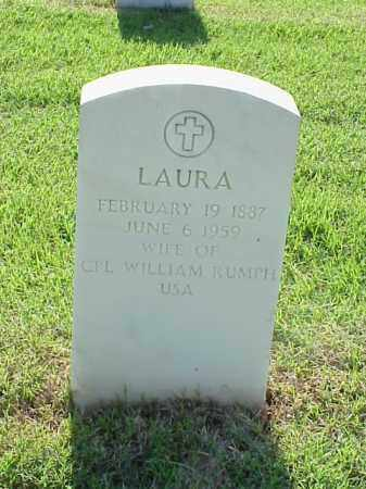 RUMPH, LAURA - Pulaski County, Arkansas | LAURA RUMPH - Arkansas Gravestone Photos