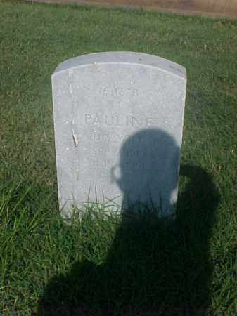 RUMSEY, PAULINE - Pulaski County, Arkansas | PAULINE RUMSEY - Arkansas Gravestone Photos