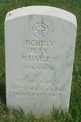 RUMSEY (VETERAN), BOBBY RAY - Pulaski County, Arkansas | BOBBY RAY RUMSEY (VETERAN) - Arkansas Gravestone Photos