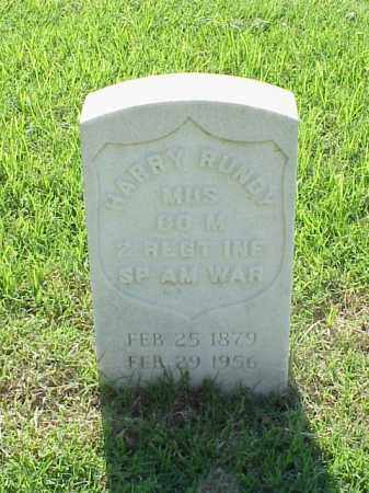 RUNDY (VETERAN SAW), HARRY - Pulaski County, Arkansas | HARRY RUNDY (VETERAN SAW) - Arkansas Gravestone Photos