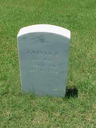 RUSS, OLIVIA B - Pulaski County, Arkansas | OLIVIA B RUSS - Arkansas Gravestone Photos