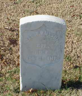 RUSSUM (VETERAN UNION), JAMES F - Pulaski County, Arkansas | JAMES F RUSSUM (VETERAN UNION) - Arkansas Gravestone Photos