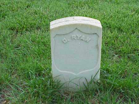 RYAN (VETERAN UNION), C - Pulaski County, Arkansas | C RYAN (VETERAN UNION) - Arkansas Gravestone Photos
