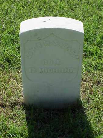 SACKETT (VETERAN UNION), LEWIS H - Pulaski County, Arkansas | LEWIS H SACKETT (VETERAN UNION) - Arkansas Gravestone Photos