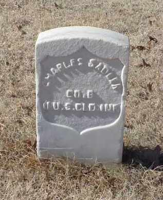 SADLER (VETERAN UNION), CHARLES - Pulaski County, Arkansas | CHARLES SADLER (VETERAN UNION) - Arkansas Gravestone Photos