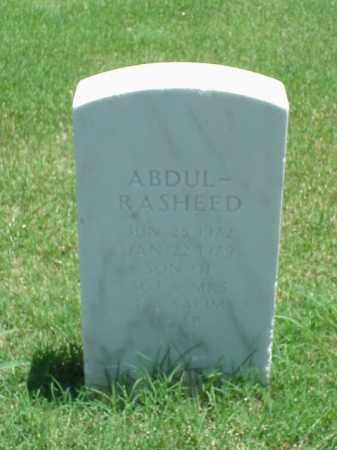 SALIM, ABDUL-RASHEED - Pulaski County, Arkansas   ABDUL-RASHEED SALIM - Arkansas Gravestone Photos