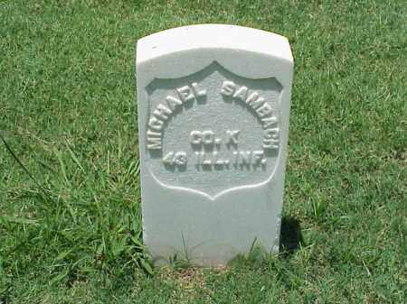 SAMBACH (VETERAN UNION), MICHAEL - Pulaski County, Arkansas | MICHAEL SAMBACH (VETERAN UNION) - Arkansas Gravestone Photos