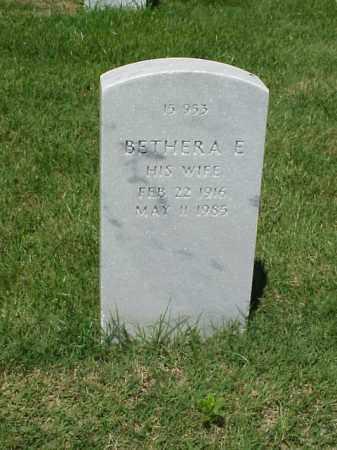 SANDERS, BETHERA E - Pulaski County, Arkansas | BETHERA E SANDERS - Arkansas Gravestone Photos