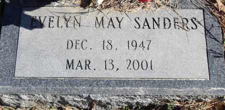 SANDERS, EVELYN MAY - Pulaski County, Arkansas | EVELYN MAY SANDERS - Arkansas Gravestone Photos