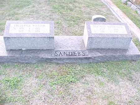 WESTBROOK SANDERS, BEATRICE - Pulaski County, Arkansas | BEATRICE WESTBROOK SANDERS - Arkansas Gravestone Photos
