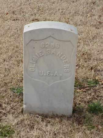 SANDERS (VETERAN), CLIMIE - Pulaski County, Arkansas | CLIMIE SANDERS (VETERAN) - Arkansas Gravestone Photos