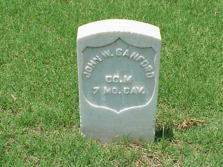 SANFORD (VETERAN), JOHN W - Pulaski County, Arkansas | JOHN W SANFORD (VETERAN) - Arkansas Gravestone Photos
