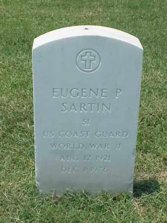 SARTIN (VETERAN WWII), EUGENE P - Pulaski County, Arkansas | EUGENE P SARTIN (VETERAN WWII) - Arkansas Gravestone Photos