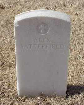 SATTERFIELD (VETERAN UNION), ALEX - Pulaski County, Arkansas | ALEX SATTERFIELD (VETERAN UNION) - Arkansas Gravestone Photos