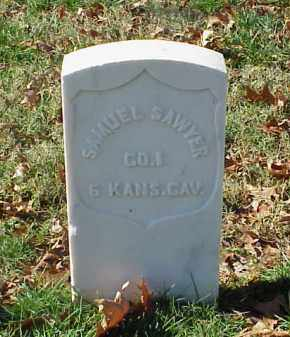 SAWYER (VETERAN UNION), SAMUEL - Pulaski County, Arkansas | SAMUEL SAWYER (VETERAN UNION) - Arkansas Gravestone Photos