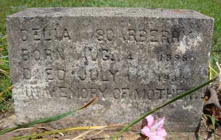 SCARBERRY, DELLA - Pulaski County, Arkansas | DELLA SCARBERRY - Arkansas Gravestone Photos