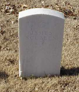 SCEALES (VETERAN WWI), JAMES - Pulaski County, Arkansas | JAMES SCEALES (VETERAN WWI) - Arkansas Gravestone Photos