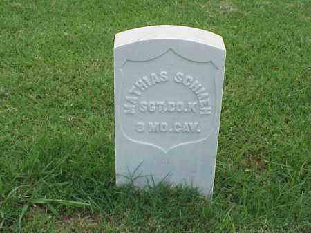 SCHMEH (VETERAN UNION), MATHIAS - Pulaski County, Arkansas | MATHIAS SCHMEH (VETERAN UNION) - Arkansas Gravestone Photos