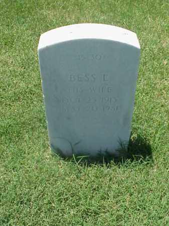 SCHMIDT, BESS L - Pulaski County, Arkansas | BESS L SCHMIDT - Arkansas Gravestone Photos