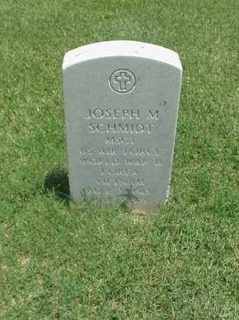 SCHMIDT (VETERAN 3 WARS), JOSEPH M - Pulaski County, Arkansas | JOSEPH M SCHMIDT (VETERAN 3 WARS) - Arkansas Gravestone Photos